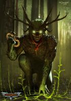 Cernunnos by EthicallyChallenged