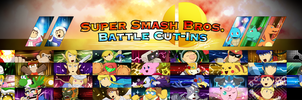 Smash Brothers - Battle Cut-Ins by GallantZale