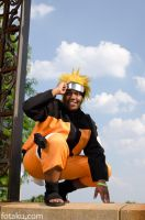Naruto - The Hero of Konoha by roxastuskiomi