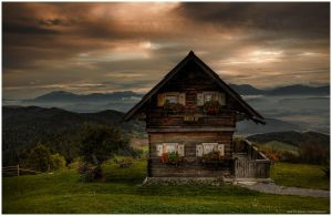 romantic cottage III by zero-
