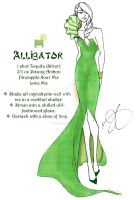 FFC: Alligator Chic by ArtSquirrel