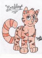 Lionblaze by Icewhisker16