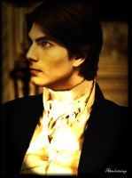 Brandon Routh as Darcy 1 by TheRealImp
