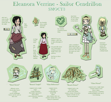 SMOCT3 - Sailor Cendrillon by riynashay