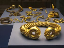 Celtic Torcs by DungeonStock