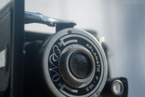 An old camera. by EaGle1337