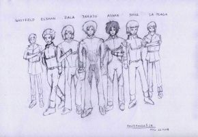 Gundam Seed- 'The Expendables' by VoltsPower2K