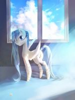Morning Clouds by My-Magic-Dream