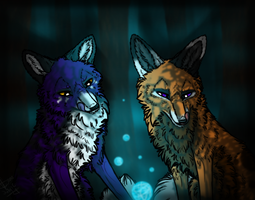 .:Monsters.and.Sprites:. by xxleaftrailxx