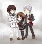 Vampire Knight trio by Yuuki-Cross-Fans