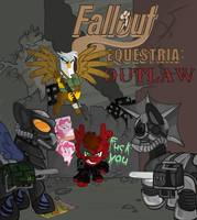 Fallout Equestria: Outlaw by mrwoo6