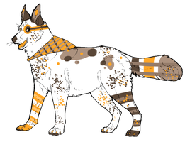 Wolf Adopt Auction -- OPEN by Sommer-Studios