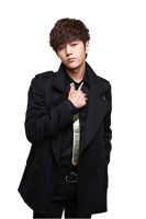 Myungsoo 2 Render by black-phoenix21
