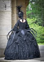SpiderWoman II by Jotpeh