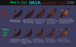 Hair: What to Do vs. What NOT to Do by StarshipSorceress