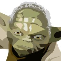 StarWars - Yoda by legsley