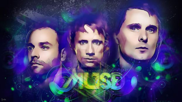 Muse Rocks! by gre-muser