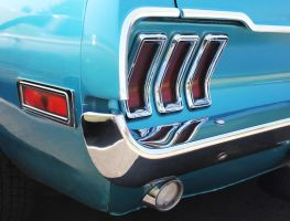 Best Mustang tail light by finhead4ever