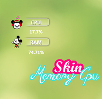 Skin-Memory Cpu by MaguiEditionsLove