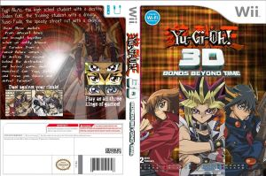 Yu-Gi-Oh Bonds Beyond Time Wii by LyokoDoReMi