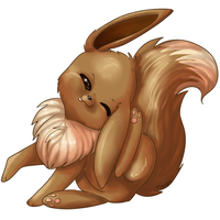 Evee by LittleTihany