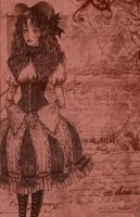 :gothic lolita: by cirocco