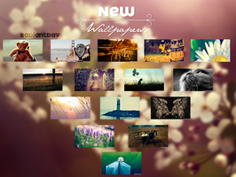 New wallpapers || Agusc: by RadiantDay