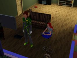 Sims 3 by Zack-Ocs