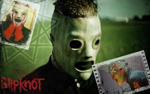 Corey Taylor Wallpaper 2 by L-A-M-F