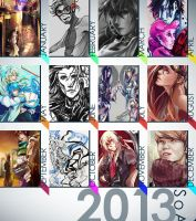 Art Summary:: 2013 by renkaz