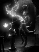 The Magician by rek0