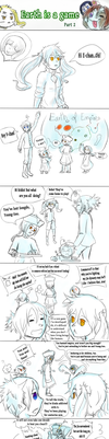 PM : E-chan is a game p.2 by chibiclem