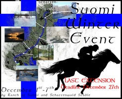 Suomi Winter Event 2013 - 1 day left by Auldale