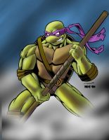Donatello...... by JMAT