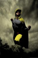 Hourman by jscott30