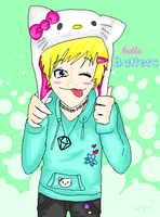 hello butters. by skyna