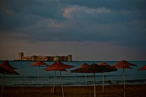 KIzkalesi-Mersin by Hermetic-Wings