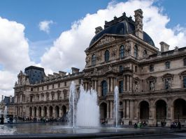 FRPA - Louvre by andyshade