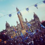 Glasgow Says Yes by Thamaleia