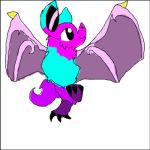 Mothbat Contest character by howlingseekrs