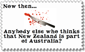 New Zealand stamp by EtherealDeath