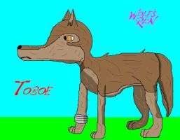 Toboe by lucymaggielover