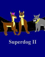 Superdog II by MammalMage