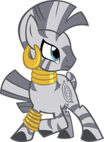 Zecora Battle Pose by Zvn