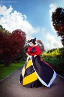 Queen of Hearts 1951 by Matsu-Sotome