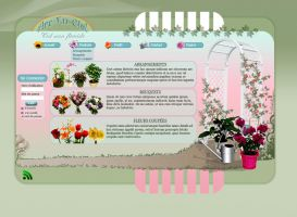 Rainbow my florist by MyMimi
