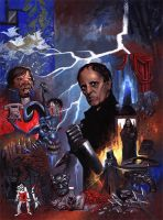 Dario Argento by adamgeyer