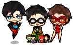 young justice! by battlerobots