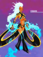 Stormfire by micQuestion
