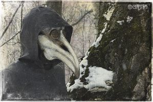 Plague Doctor Mask 3* by SMartin777